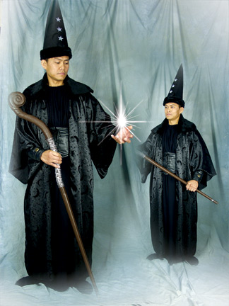 Wizard, Black Magic
