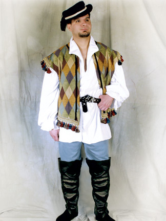 Man Gypsy Costume http://www.cacitches.com/clothing-accessories/male-gypsy-costumes.html