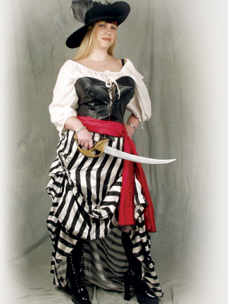 Pirate Wench - Lady Amber
